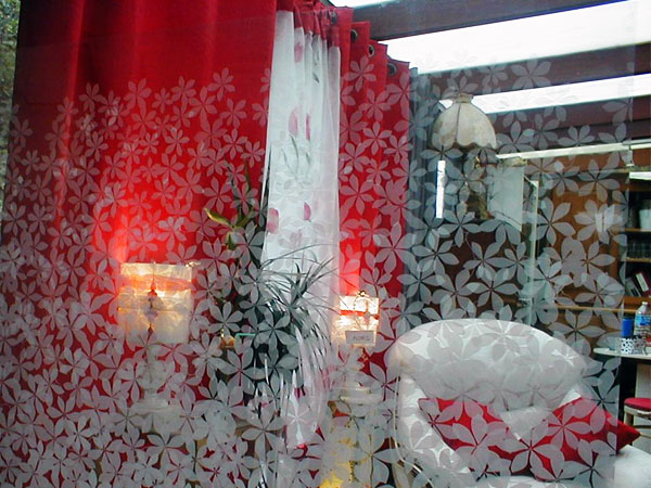 film teint de d coration film d coratif pour vitres. Black Bedroom Furniture Sets. Home Design Ideas