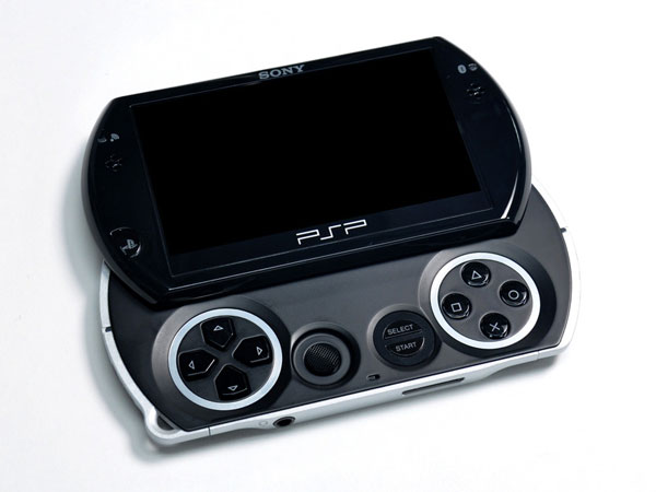 Film de protection pour la PlayStation Portable Go !
