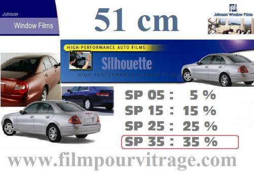 Films Teintés Silhouette en vente chez FilmPourVitrage.com