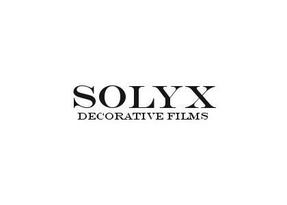 Les films teintés et décoratifs Solyx