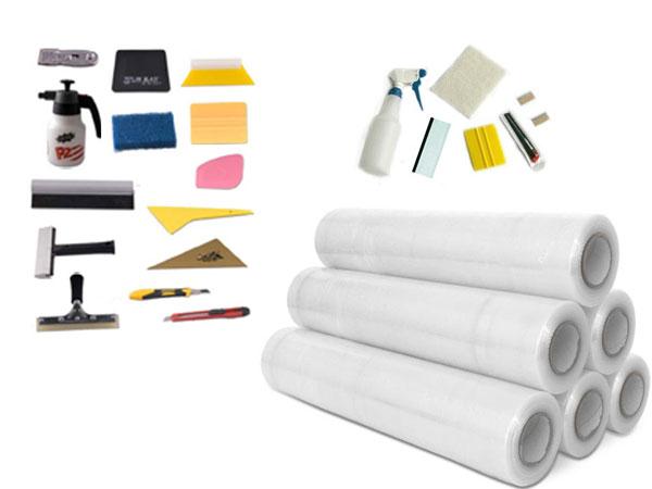 accessoires pour les vitres teint es kit d coupe de film teint outils de pose filmeo. Black Bedroom Furniture Sets. Home Design Ideas