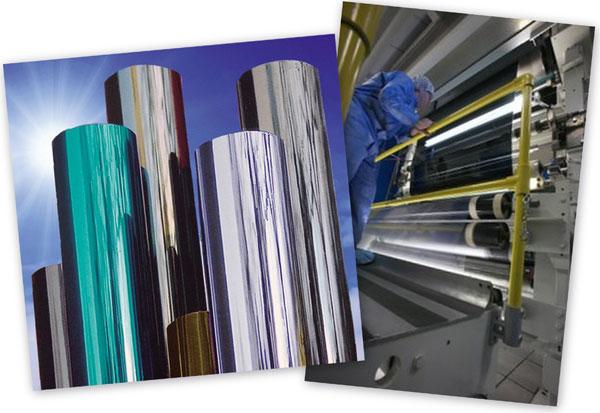 Rouleaux de film solaire pour professionnels et poseurs de film teinté